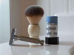shave/brush